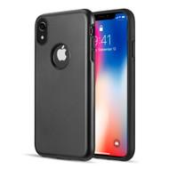 Slim Armor Hybrid Case for iPhone XR - Black