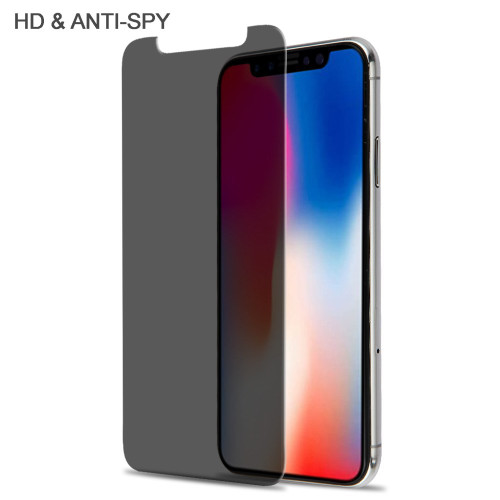 HD Privacy Tempered Glass Screen Protector for iPhone XR