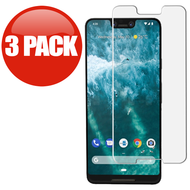 *SALE* HD Premium 2.5D Round Edge Tempered Glass Screen Protector for Google Pixel 3 XL - 3 Pack