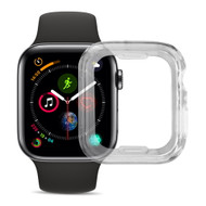 Protective Bumper Case for Apple Watch 44mm Series 5 / Series 4 - Clear
