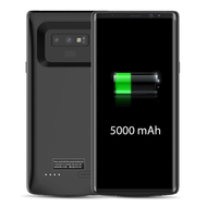 *SALE* Power Bank Battery Charger Case 5000mAh for Samsung Galaxy Note 9 - Black