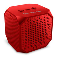 HyperGear Sound Cube Bluetooth V4.2 Wireless Speaker - Red