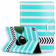 *Sale* 360 Degree Book-Style Smart Rotating Leather Case for iPad Pro 10.5 inch - Striped Arrow