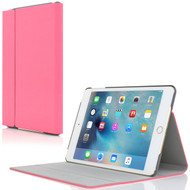 Incipio Faraday Folio Case with Magnetic Fold Over Closure for iPad Mini 4 - Pink