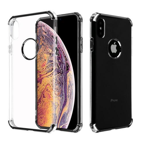 iphone xs clear case tough
