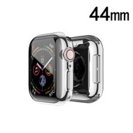 Electroplating Bumper Case for Apple Watch 44mm Series 4 - Silver