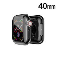 Electroplating Bumper Case for Apple Watch 40mm Series 4 - Black