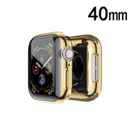 Electroplating Bumper Case for Apple Watch 40mm Series 4 - Gold