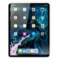 Premium 2.5D Round Edge HD Tempered Glass Screen Protector for iPad Pro 12.9 inch (3rd Generation)
