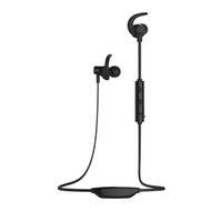 *FINAL SALE* Magnetic Absorbing Bluetooth V4.1 Wireless Earphones with Microphone - Black