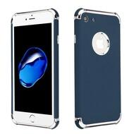 Klarion Frosted Color Tough Case for iPhone 8 / 7 - Navy Blue