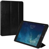 Premium Smart Leather Hybrid Case for iPad Mini 1 / 2 / 3 - Black