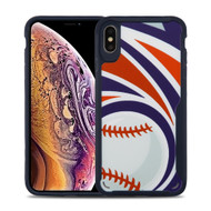 Vista Ultra Hybrid Shock Absorbent Fusion Case for iPhone XS Max - Home Run