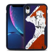 Vista Ultra Hybrid Shock Absorbent Fusion Case for iPhone XR - Batter Up