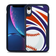 Vista Ultra Hybrid Shock Absorbent Fusion Case for iPhone XR - Home Run