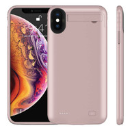 *Sale* Smart Power Bank Battery Charger Case 5200mAh with Integrated Kickstand for iPhone XS Max - Rose Gold