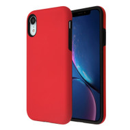 Fuse Slim Armor Hybrid Case for iPhone XR - Red