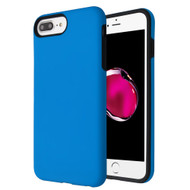 Fuse Slim Armor Hybrid Case for iPhone 8 Plus / 7 Plus / 6S Plus / 6 Plus - Blue