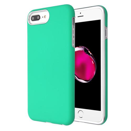 Fuse Slim Armor Hybrid Case for iPhone 8 Plus / 7 Plus / 6S Plus / 6 Plus - Teal