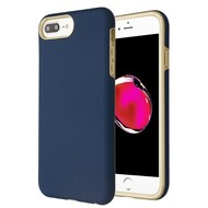 Fuse Slim Armor Hybrid Case for iPhone 8 Plus / 7 Plus / 6S Plus / 6 Plus - Navy