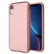 Fuse Slim Armor Hybrid Case for iPhone XR - Rose Gold