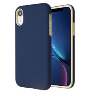 Fuse Slim Armor Hybrid Case for iPhone XR - Navy