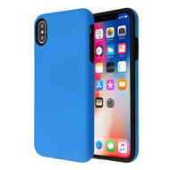 Fuse Slim Armor Hybrid Case for iPhone XS / X - Blue