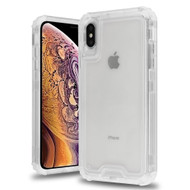 Atomic Tough Hybrid Case for iPhone XS Max - Clear