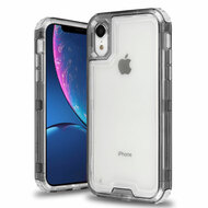 Atomic Tough Hybrid Case for iPhone XR - Black