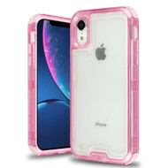 Atomic Tough Hybrid Case for iPhone XR - Pink