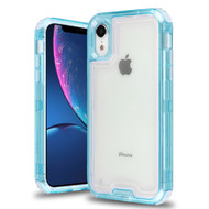 Atomic Tough Hybrid Case for iPhone XR - Baby Blue