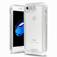 Atomic Tough Hybrid Case for iPhone iPhone 8 / 7 / 6S / 6 - Clear
