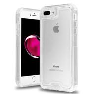 Atomic Tough Hybrid Case for iPhone 8 Plus / 7 Plus / 6S Plus / 6 Plus - Clear