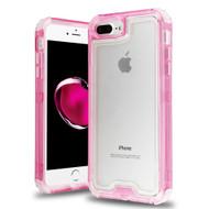 Atomic Tough Hybrid Case for iPhone 8 Plus / 7 Plus / 6S Plus / 6 Plus - Pink