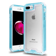 Atomic Tough Hybrid Case for iPhone 8 Plus / 7 Plus / 6S Plus / 6 Plus - Baby Blue