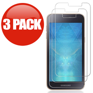 *SALE* HD Premium 2.5D Round Edge Tempered Glass Screen Protector for Samsung Galaxy J2 / J2 Pure - 3 Pack