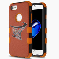Military Grade Certified TUFF Hybrid Armor Case for iPhone 8 / 7 - Hoop