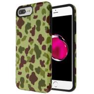 Fuse Slim Armor Hybrid Case for iPhone 8 Plus / 7 Plus / 6S Plus / 6 Plus - Duck Camouflage