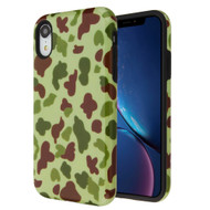 Fuse Slim Armor Hybrid Case for iPhone XR - Duck Camouflage