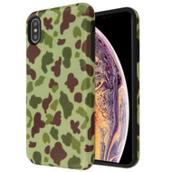 Fuse Slim Armor Hybrid Case for iPhone XS Max - Duck Camouflage