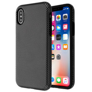 Fuse Slim Armor Hybrid Case for iPhone XS / X - Carbon Fiber