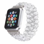 *SALE* Glamorous Chic Style Bracelet Faux Crystal Watch Band for Apple Watch 40mm / 38mm - Clear