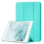 *Sale* All-In-One Smart Leather Hybrid Case for Apple iPad Mini 4 - Baby Blue