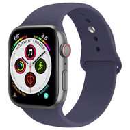 Sport Silicone Band Watch Strap for Apple Watch 44mm / 42mm - Blue