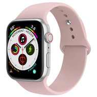 Sport Silicone Band Watch Strap for Apple Watch 44mm / 42mm - Pink