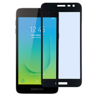 Premium 2.5D  Full Coverage Tempered Glass Screen Protector for Samsung Galaxy J2 - Black