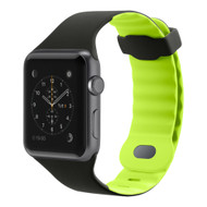 *SALE* Belkin Sport Band for Apple Watch 40mm / 38mm - Blacktop Flash