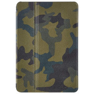 Cole Haan Premium Leather Hybrid Case for iPad Mini 2 / 3 - Camo Fatigue