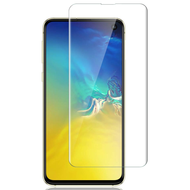 Full Coverage Premium HD Tempered Glass Screen Protector for Samsung Galaxy S10e - Clear