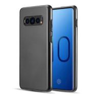 Slim Armor Hybrid Case for Samsung Galaxy S10 Plus - Black